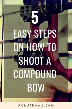 What is Compound Bow Archery? This Quick Guide Goes Over the Different Types of Compounds, How to Shoot and Sight-in your Compound Bow! Pse Archery, Archery Tips, Archery Hunting, Archery Targets, Coyote Hunting, Pheasant Hunting, Crossbow Targets, Hunting Tips, Bow Hunting For Beginners