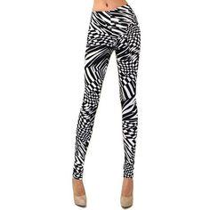 Stylish Slimming Print Leggings For Women LAVELIQ