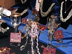 Premier Designs Jewelry Display 2. Contact Sherry Westberry for information on how you can purchase beautiful jewelry for that special someone.