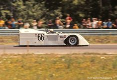 Jackie Stewart in the Chaparral 2J. I was at this race!