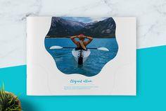 Elegant Photo Album от Kahuna_Design on Envato Elements Magazine Template, Print Templates, Magazine Design, Album, Elegant, Minimal, Art, Card Templates Printable, Classy