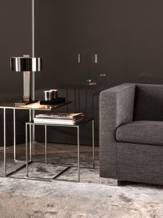 Minotti Ipad - DUCHAMP - COFFEE TABLES EN