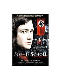 Sophie Scholl: Los Últimos días DVD película con valores recomendada