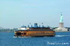 Creating Really Awesome Free Trips: NYC, NY - C.R.A.F.T... Staten Island Ferry... It's free!!!