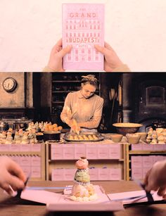 The Grand Budapest Hotel by Wes Anderson