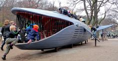 This Danish Company Creates The Best Playgrounds In The World   Bored Panda