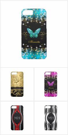 Elegant Phone Cases Zizzago