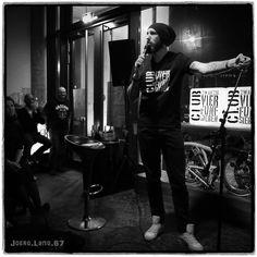 Stand up Comedy (Photo: Joerg Lang)