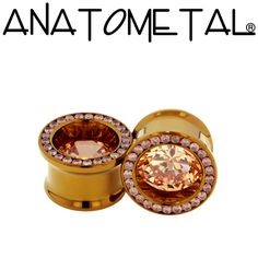 Super Gemmed Eyelets - ANATOMETAL