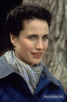 Groundhog Day - Publicity still of Andie MacDowell
