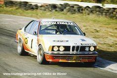 World Wide Touring Car Racing results Bmw 635, Sports Car Racing, Race Cars, Bmw Italia, Bmw 6 Series, Pista, Touring, Circuit, Golf