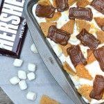 S'mores+Brownies