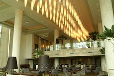Havana Pendant Installation in Monticello Gran Casino & Hotel - Santiago del Cile