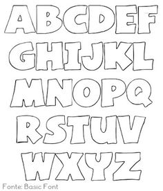 Letras de feltro para decorar o Quarto - Dicas pra Mamãe
