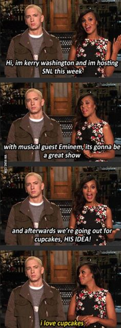 Eminem's Great Idea.