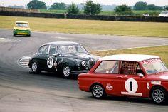 Snetterton Classic Car Racing