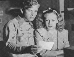 Nancy Drew and the Hidden Staircase - Movie, released September 9, 1939, fourth and final movie