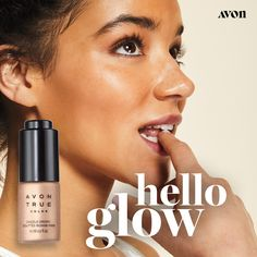 Avon True Color Dazzle Drops Get your glow on…and take it to the max! Whether it's a strong streak of sun-kissed shimmer or a deep bronze glow, your customized radiant look will dazzle as much as you dare. Avon Brochure, Avon True, Shops, Avon Online, Makeup To Buy, Avon Representative, Facial Oil, Body Lotion, True Colors