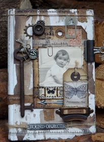 The Little Shabby Shed: Shabby Book I love EVERYTHING about this!!!