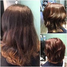 The Bend Salon • Barber - Webster Groves, MO - St. Louis - Color Melt - Chop Haircut