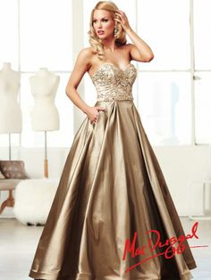 Ball Gowns by Mac Duggal Style 76587H now in stock at Bri'Zan Couture, www.brizancouture.com