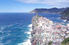 eli bella : Hiking in Cinque Terre