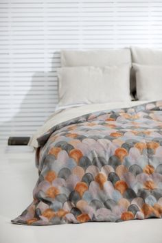 Still desperately adore this Fish Scale Bed Cover....just don't adore the price tag. Ho hum.