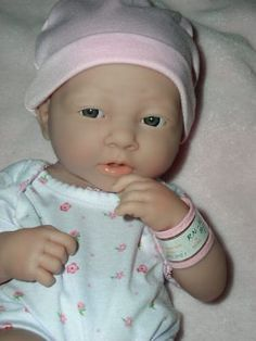la newborn real life doll | BERENGUER LA NEWBORN REAL LIFE BABY DOLL BRAND NEW For Sale