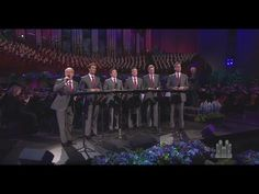 2016 Pioneer Day Concert with The King's Singers - Music for a Summer Evening - YouTube