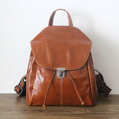63.80$  Buy now - http://alijes.worldwells.pw/go.php?t=32741550012 - The first layer of leather backpack women shoulder bag Korean women leather travel backpacks shoulder bags women genuine leather