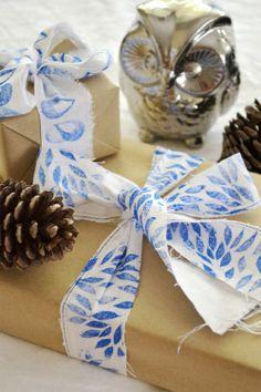 Free Sewing Pattern and Tutorial - Ribbon Printing Tutorial