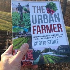 I heard first about Curtis Stone one evening when my husband and I were searching about ways to make a profit selling greens. We stumbled upon one of his Youtube videos and watched it. He looked young, but after hearing his interview on how he started his farming business, I realized he was very smart, hard working and driven. Since then I have had the opportunity of not only meeting him in person, but to really have deep conversations about what he calls Profitable Urban Farming. He had his…