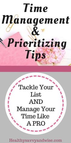 Revolutionize your to-do list by learning how to prioritize. The art of time management and work satisfaction depends on knowing your priorities. Part two of the Productivity and Time Management Series. Time Management Tools, Time Management Strategies, Project Management, Planners, Work Productivity, Work Task, How To Stop Procrastinating, Work From Home Tips, Getting Things Done