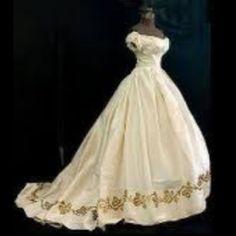 victourian ballgown | Victorian ball gown. Sooo pretty! | beautiful