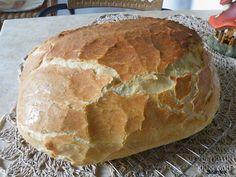 Sütőzacskóban sült kenyér