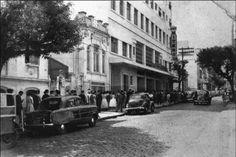 C I N E M E T R O       dia da inauguração do Cine Metro em 1938 com 'Broadway Melody 1938' (Melodia da Broadway) uma produção de 1937....