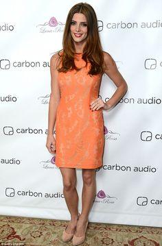 Ashley Greene, perfect hair! Perfect style!