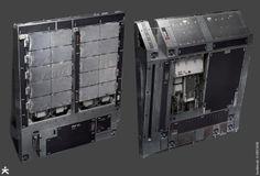 Killzone Shadow Fall  - Hightech Wall