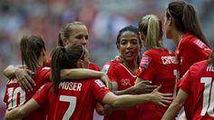 Record-breaking Swiss overrun Ecuador 10-1 on June 12, 2015.