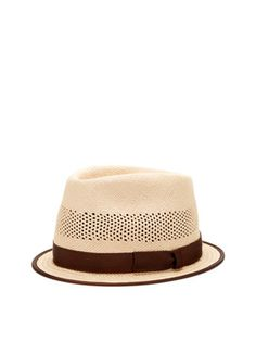 Skinny Brim Trilby Hat from Paul Smith Trilby Hat 73858284978