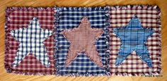 rag #quilt with rag star!