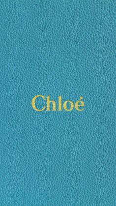 クロエ/ロゴティールレザー iPhone壁紙 Wallpaper Backgrounds iPhone6/6S and Plus Chloé