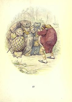 Beatrix Potter ~ The tale of Mr. Jeremy Fisher