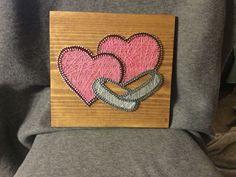 Love's Promise String Art