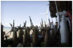 Windmills of Bangui, Ilocos Norte Ilocos, Windmills, Statue Of Liberty, Philippines, Travel, Norte, Statue Of Liberty Facts, Viajes, Wind Mills
