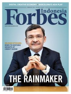 Forbes Indonesia February 2015 edition - Read the digital edition by Magzter on your iPad, iPhone, Android, Tablet Devices, Windows 8, PC, Mac and the Web.