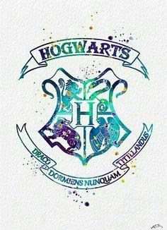 Hogwarts Crest Watercolor Print Harry Potter Fine Art Print Nursery Art Home Decor Wizard Nursery Kids Room Gift Hogwarts Crest Poster Images Harry Potter, Arte Do Harry Potter, Harry Potter Drawings, Harry Potter Room, Harry Potter Quotes, Harry Potter Universal, Harry Potter Fandom, Harry Potter World, Harry Potter Hogwarts