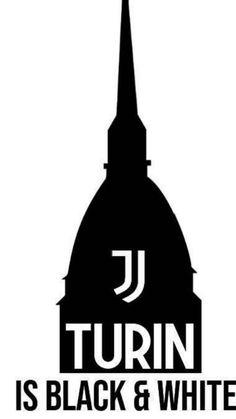 #Turin is #BlackAndWhite @Juventus
