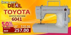 Toyota 6041 Sew-per offer