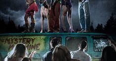 Parem tudo! Deixei de ser fã de The Walking Dead , depois que vi estas imagens voltei a ser fã de Scooby-Doo.  O fotógrafo norte americano J...